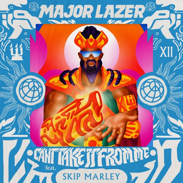 Major Lazer Cant Take It from Me MusikaCloud