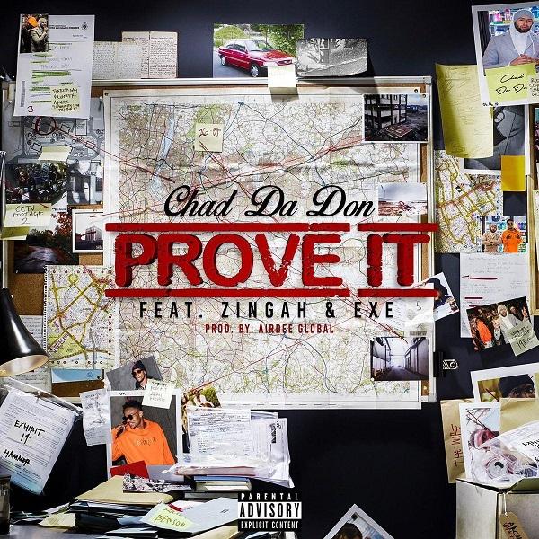 Chad Da Don Prove It