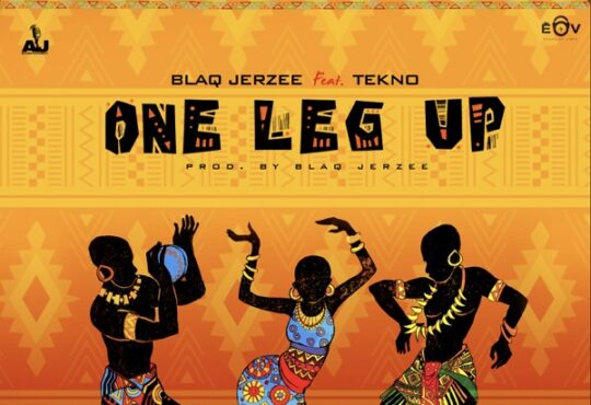 Blaq Jerzee One Leg Up