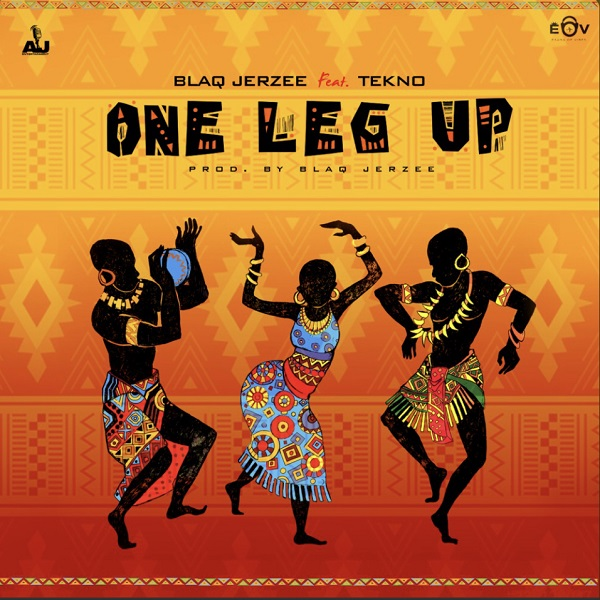 Blaq Jerzee One Leg Up