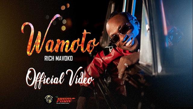 Rich Mavoko Wamoto Video