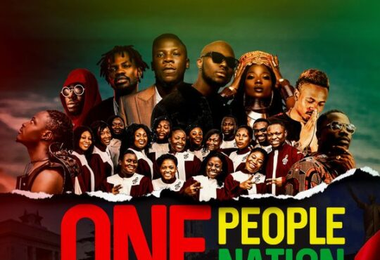 Stonebwoy One People One Nation
