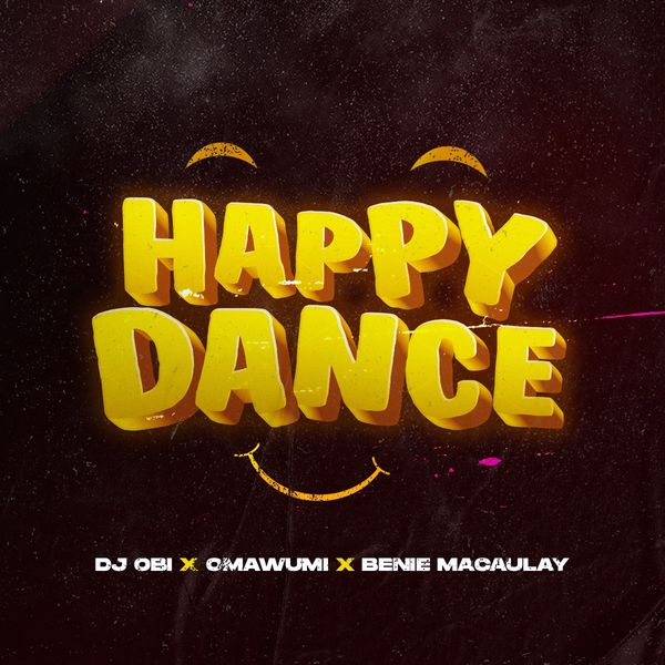 DJ Obi Happy Dance