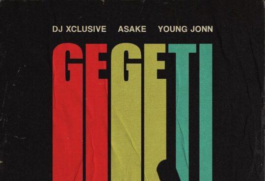 DJ Xclusive Gegeti
