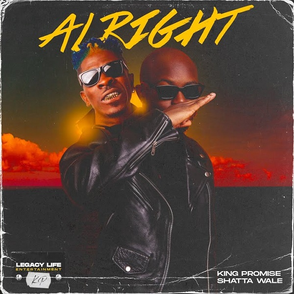 King Promise Alright