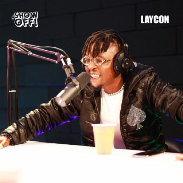 Laycon Showoff Freestyle