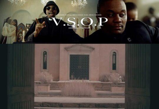 Mr JazziQ VSOP Video