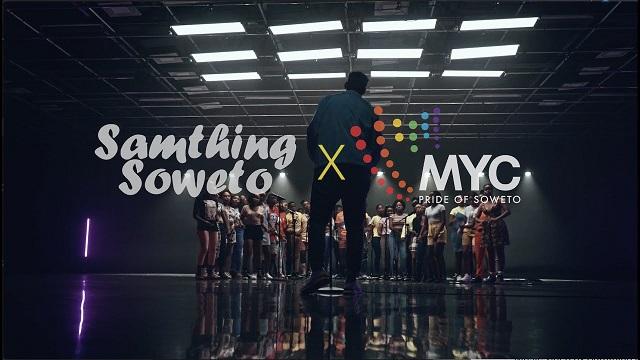 Samthing Soweto The Danko Medley Video