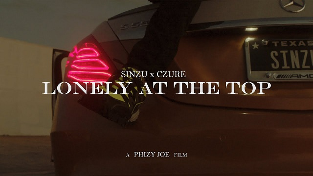 Sinzu Lonely At The Top Video