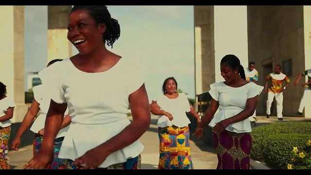 Stonebwoy One People One Nation Video