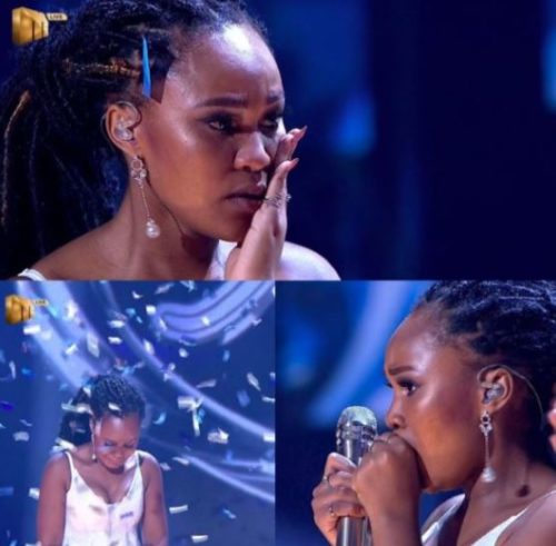 Zama announced as Idols SA 2020 winner