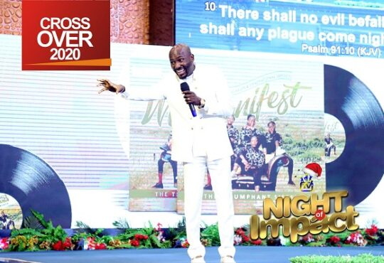 Apostle Johnson Suleman Prophecies for 2021