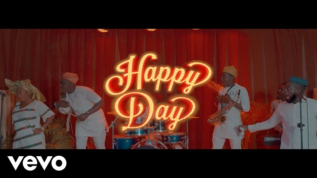 Broda Shaggi Happy Day Video