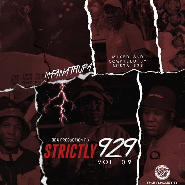 Busta 929 Strictly 929 Vol. 09