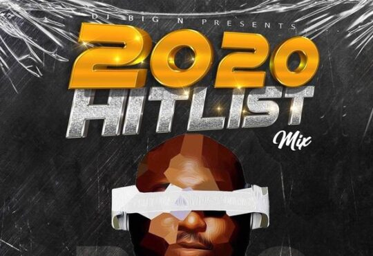 DJ Big N 2020 Hitslist Mixtape