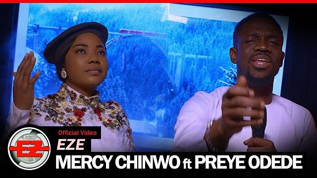 Mercy Chinwo Eze Video