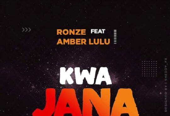 Ronze Kwajana