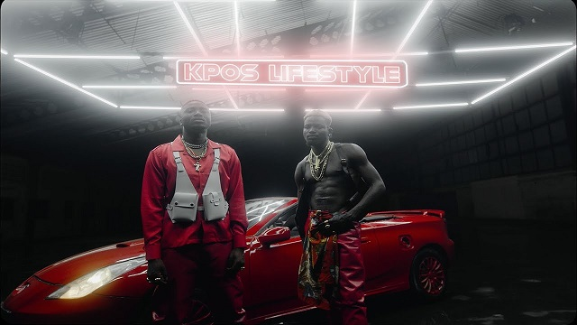 Ajebo Hustlers feat. Omah Lay Pronto