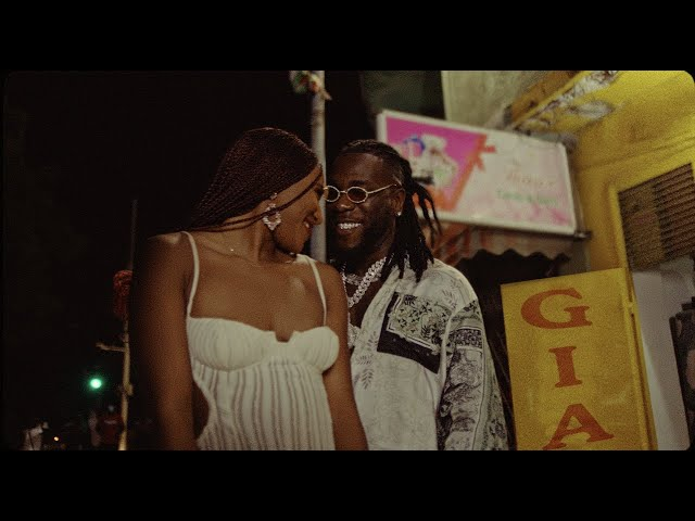 Burna Boy Onyeka Video