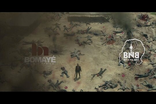 Gaz Mawete Bonioma Video