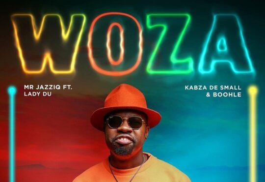 Mr JazziQ Woza Art