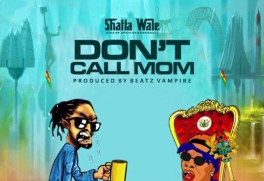 Shatta Wale Dont Call Mom