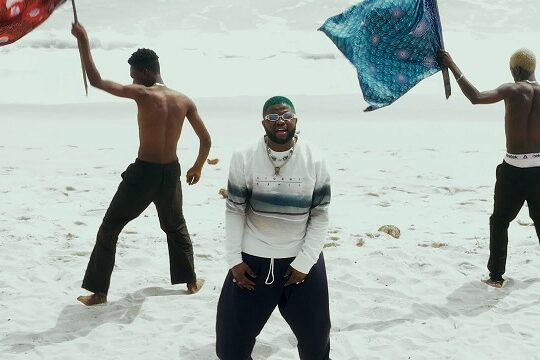 Skales Kayefi Video
