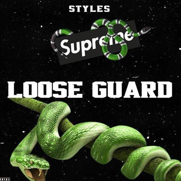 Styles Looseguard I See Snake Agwo