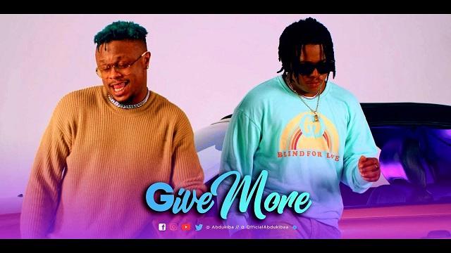 Abdukiba Give More Video