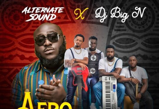 Alternate Sound DJ Big N Afrobeats Afro Jam Sessions 2021 Mix