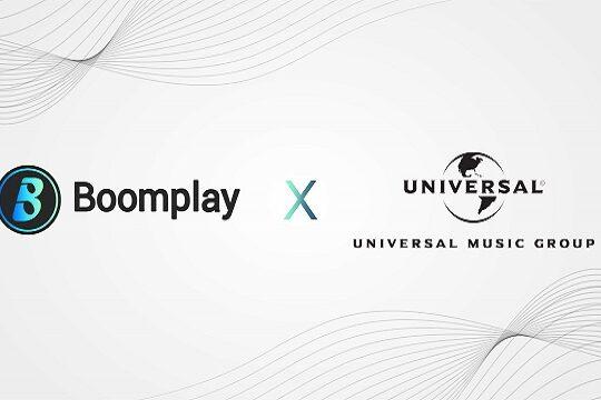 Boomplay UMG
