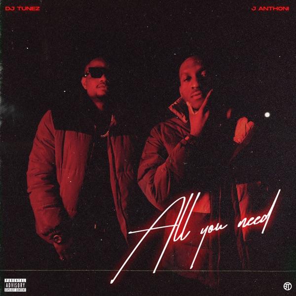 DJ Tunez J. Anthoni All You Need EP
