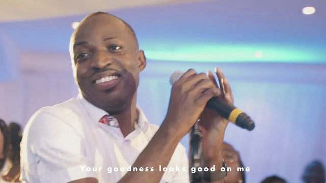 Dunsin Oyekan Your Goodness