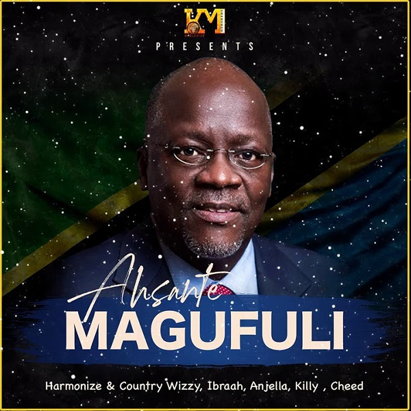 Harmonize Asante Magufuli