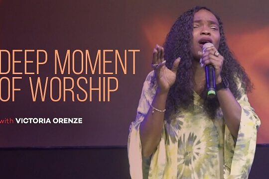 Victoria Orenze The Sacrifice Of Worship