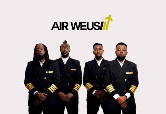 Weusi Air Weusi Album