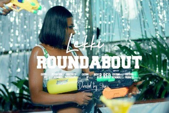 B Red Lekki Roundabout Video