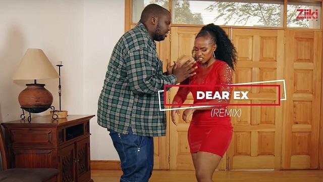 Bahati Dear Ex Remix Video