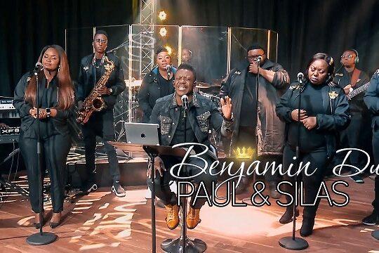 Benjamin Dube Paul And Silas