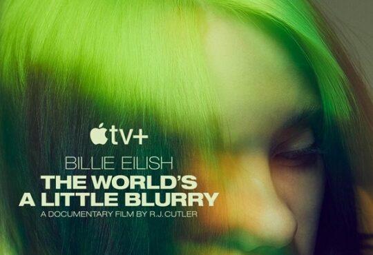 Billie Eilish Happier Than Ever Lyrics Art