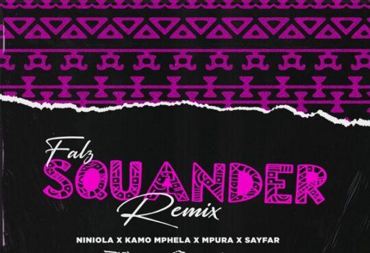 Falz Squander Remix
