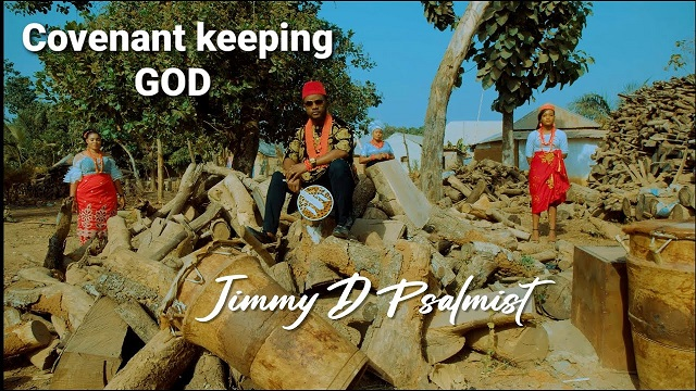 Jimmy D Psalmist Covenant Keeping God Video