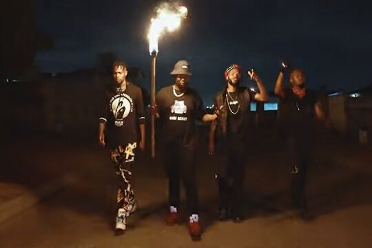 Kwesta Fire In The Ghetto Video