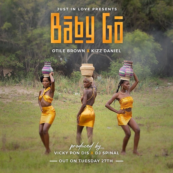 Otile Brown Baby Go