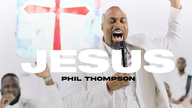Phil Thompson Jesus Video