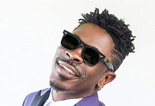 Shatta Wale Favor Of God Lyrics