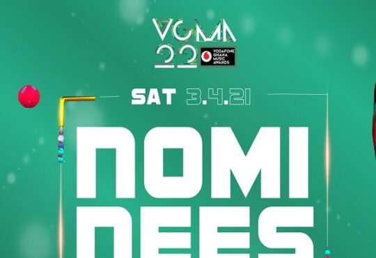 VGMA 2021 Nominees