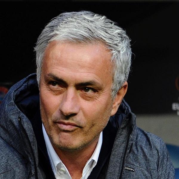 AS Roma Jose Mourinho