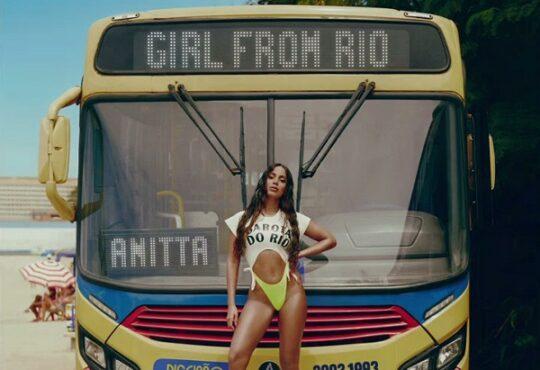 Anitta Girl From Rio Remix Lyrics