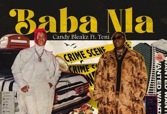 Candy Bleakz Baba Nla